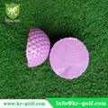 Standard Mini golf balls and Low bounce mini Golf Balls  3