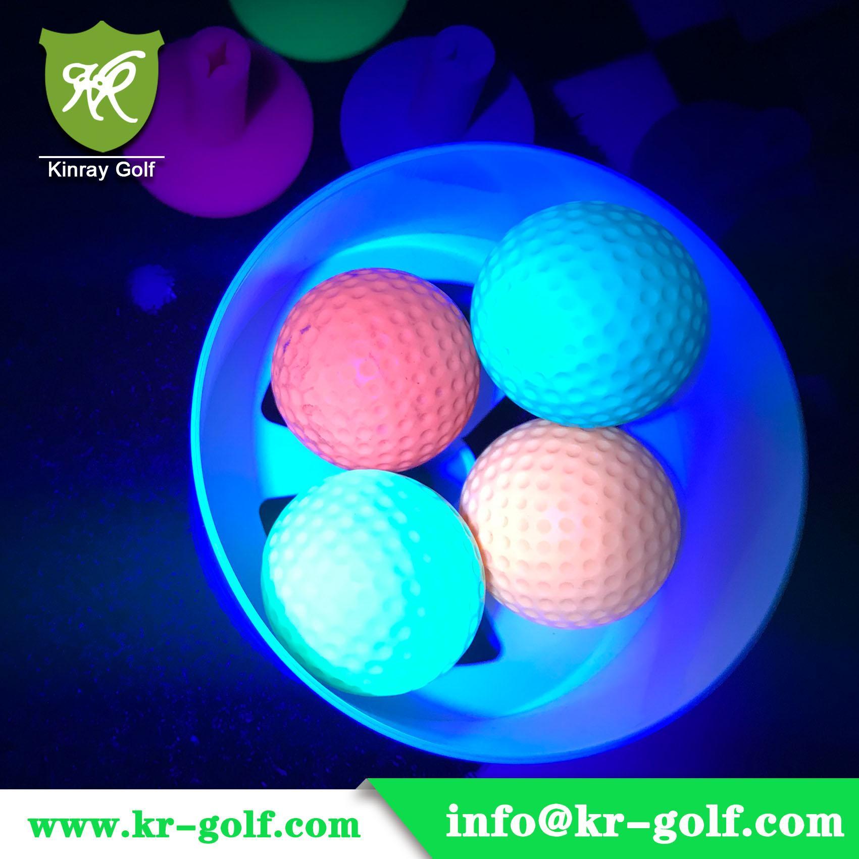 Standard Mini golf balls and Low bounce mini Golf Balls  4