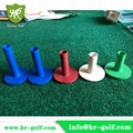 Golf  Tee  Accessories,Rubber golf tee 4