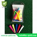 Golf  Tee  Accessories,Rubber golf tee 2