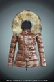 wholesale brand women down jacket with raccoon fur 5