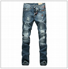 Hot Sale Blue  New Style Fashion Man Jeans Wholesale Price