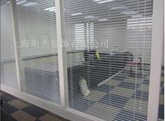上海电动铝百叶帘