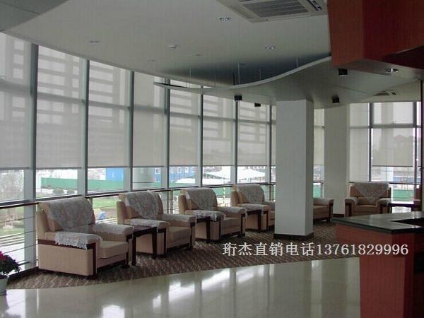 上海电动遮阳卷帘窗帘 4