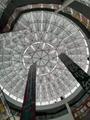 大型玻璃穹頂電動遮陽帘