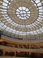 大型玻璃穹顶电动遮阳帘 3