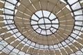 大型玻璃穹顶电动遮阳帘 4