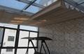 阳光房顶棚遮阳天棚帘