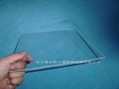透紫外线石英片