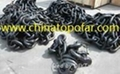 Anchor chain and mooring chain 1