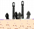 Hall Stockless anchor for ship