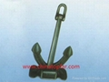 Marine SPEK anchor stockless anchor