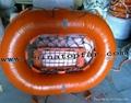 Buoyant apparatus, life float Marine