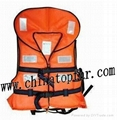 lifejacket lifebuoy thermal protective