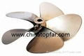 Propeller for ship Fixed pitch  propeller Controllable pitch propeller