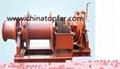 Anchor windlass Marine hydraulic