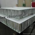 Marine Honeycomb Panel Aluminum