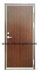 Ship fireproof door Marine A60 fireproof door Quick acting fireproof door