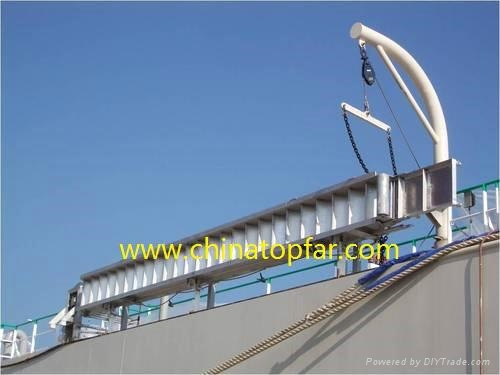 Marine accommodation ladder, gangway ladder,wharf ladder,pilot ladder 2