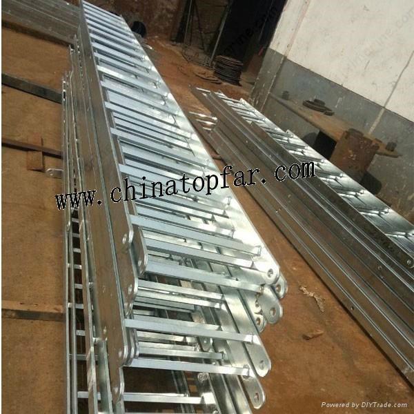 Marine accommodation ladder, gangway ladder,wharf ladder,pilot ladder 5