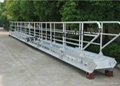 Marine accommodation ladder, gangway ladder,wharf ladder,pilot ladder 8