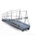 Marine accommodation ladder, gangway ladder,wharf ladder,pilot ladder 9
