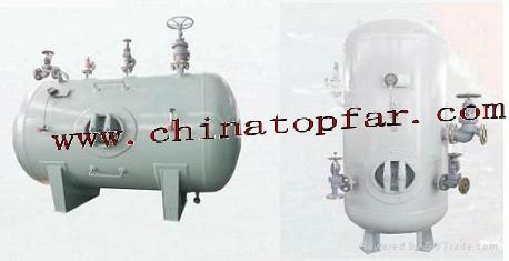 Marine air receiver Foam tank Nigrogen gas tank,Buffer tank,Dry power dan 2