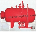 Marine air receiver Foam tank Nigrogen