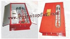 Spark arrestor Marine Quick Closing Valve Control Box,