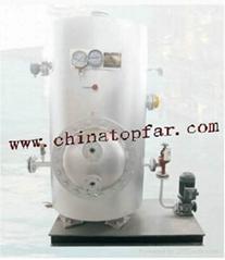Marine hydrophone tank, pressure water tank, Hot water tank, Calorifier for ship