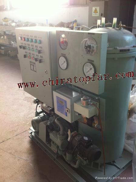 Marine Oil water Separator Bilge Separator Oily Water Separator 3