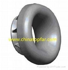 Panama chock, Deck mounted chock,Bulwark mounted chock