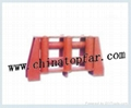 Mooring Roller fairlead with 4rollers