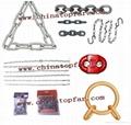 Short link chain Round link chain Animal chain 3