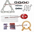 Short link chain Round link chain Animal chain