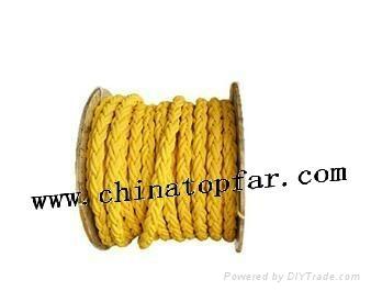 Marine mooring rope Polypropylene rope Polyester rope Nylon mooing line 4