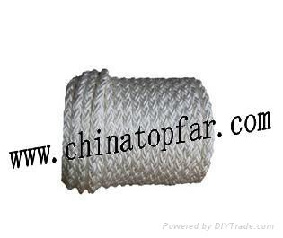 Marine mooring rope Polypropylene rope Polyester rope Nylon mooing line 2