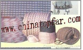 Marine mooring rope Polypropylene rope Polyester rope Nylon mooing line 5