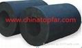 Cylinder rubber fender Marine D type rubber fender W type fender Dock fender 3