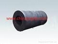 Cylinder rubber fender Marine D type rubber fender W type fender Dock fender 4