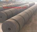 Cylinder rubber fender Marine D type rubber fender W type fender Dock fender 7