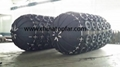 Pneumatic rubber fender Yokohama fender