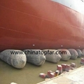 Marine Air bag for ship launching Salvage Rubber pontoon 4