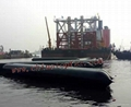 Marine Air bag for ship launching Salvage Rubber pontoon