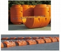 Hose float Buoy floater for pipe dredging project Pipe floater