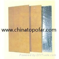 Marine Insulation Material Glass Wool Rock Wool Plate Ceramic Fire Plate