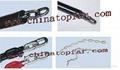 Elevator compenstion balance chain Full plastic flex compensating chain