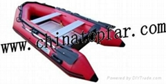 Rubber boat Inflatable b