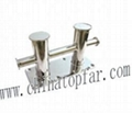 Boat Bollard Cleat Chock Roller Fairlead in AISI316