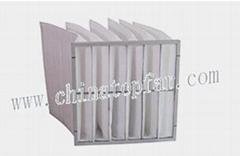 G3 G4 M5 Pocket air filter